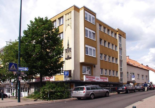 Oberer Markt 19, 66538 Neunkirchen Haus mi t Personenaufzug 1. OG vorne links